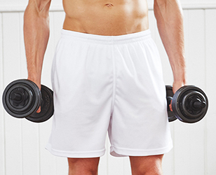 AWDis breathable Shorts