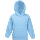 Fruit Of The Loom Premium 70/30 Children's Hooded Sweatshirt